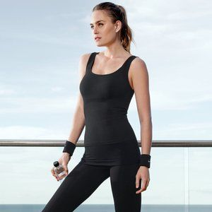 Blanqi Compression Support Tank & Legging Bundle-S